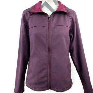 Columbia Full Zip Fleece Lined Soft Shell Jacket